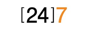 [24]7 Logo