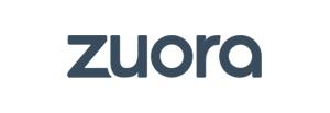 Zuora logo black